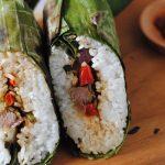 Nasi Bakar Daging Mercon Nasi Kentjana