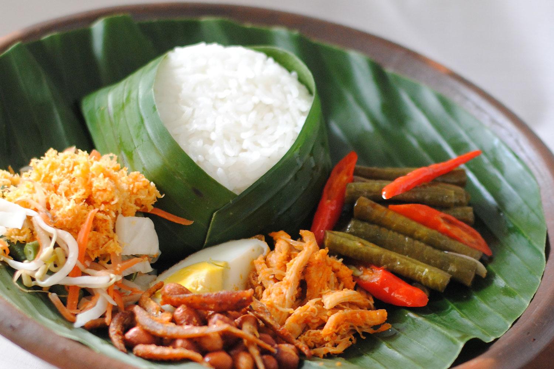 Nasi Urap Bali