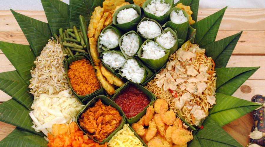 Paket Nasi Bencak 10 orang - Nasi Kentjana