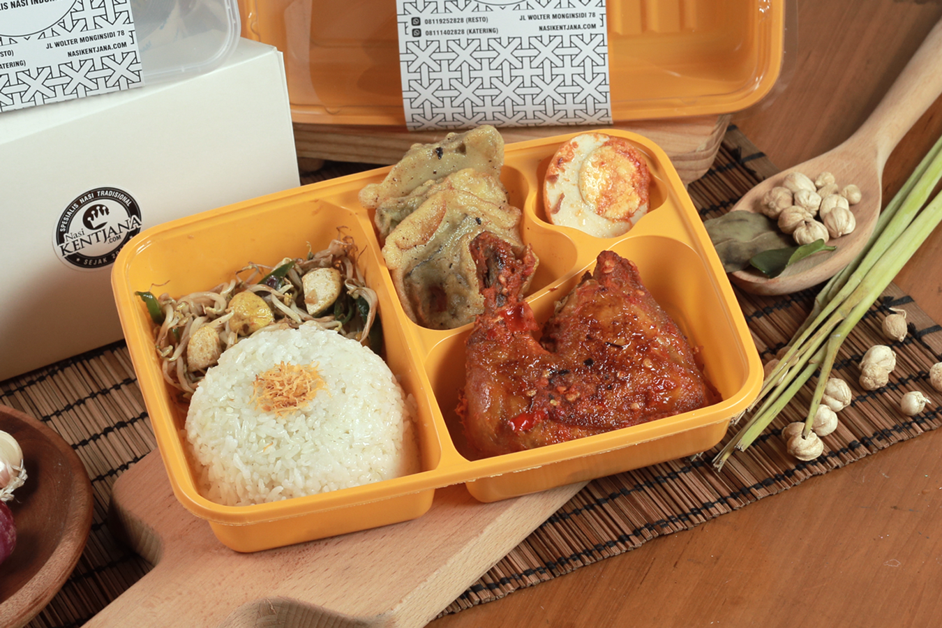 Paket Nasi Box Obento 05