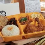 Paket Nasi Box Obento 08