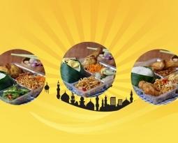 Spesial Ramadhan: Paket Nasi + Tajil mulai 36rb
