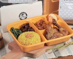 Paket Nasi Box OBENTO 01
