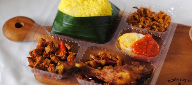 Menu Nasi Kotak Enak di Jakarta Selatan
