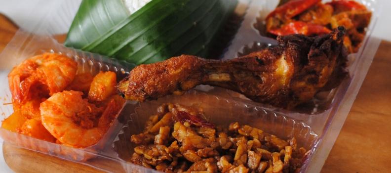 Nasi Kotak Enak di Bekasi