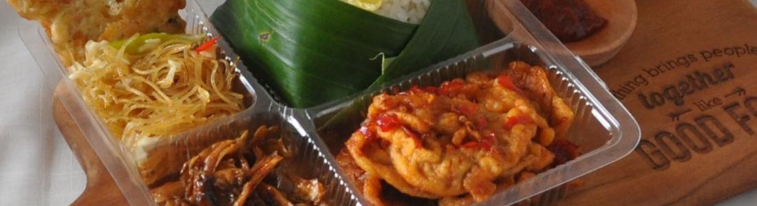 Macam Nasi Kotak dari Nasi Kentjana
