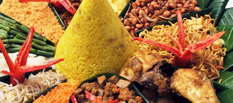 Nasi Tumpeng Enak di Jakarta